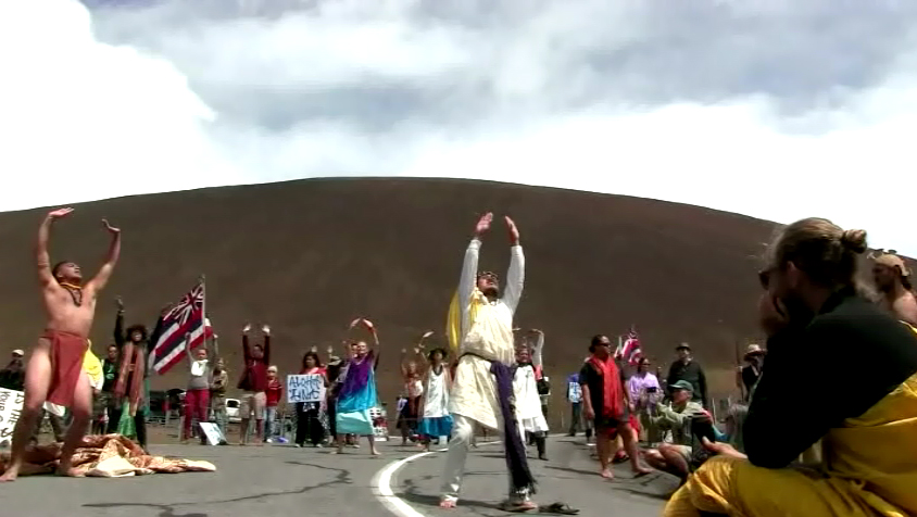 VIDEO: Full Coverage of Thirty Meter Telescope Disruption