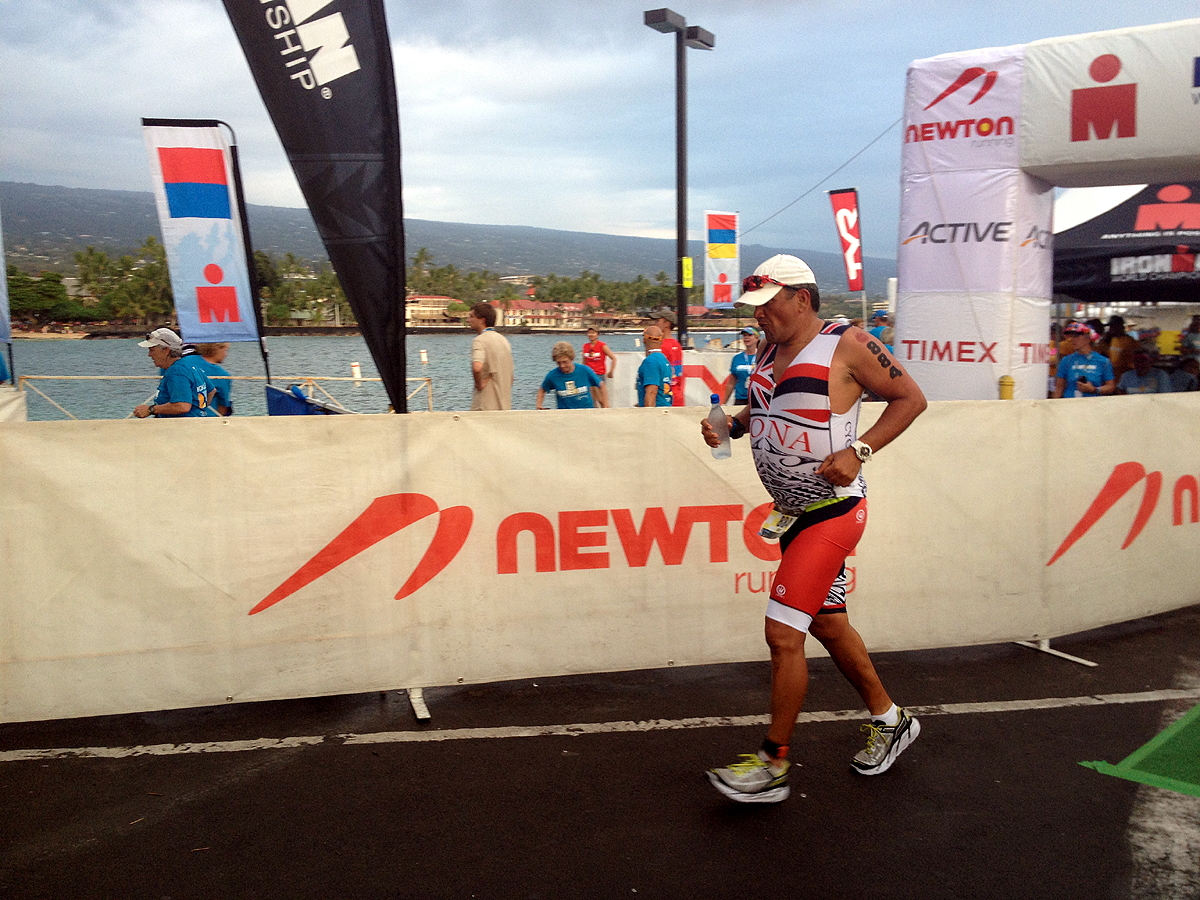 VIDEO: Mayor Kenoi's Ironman Journey