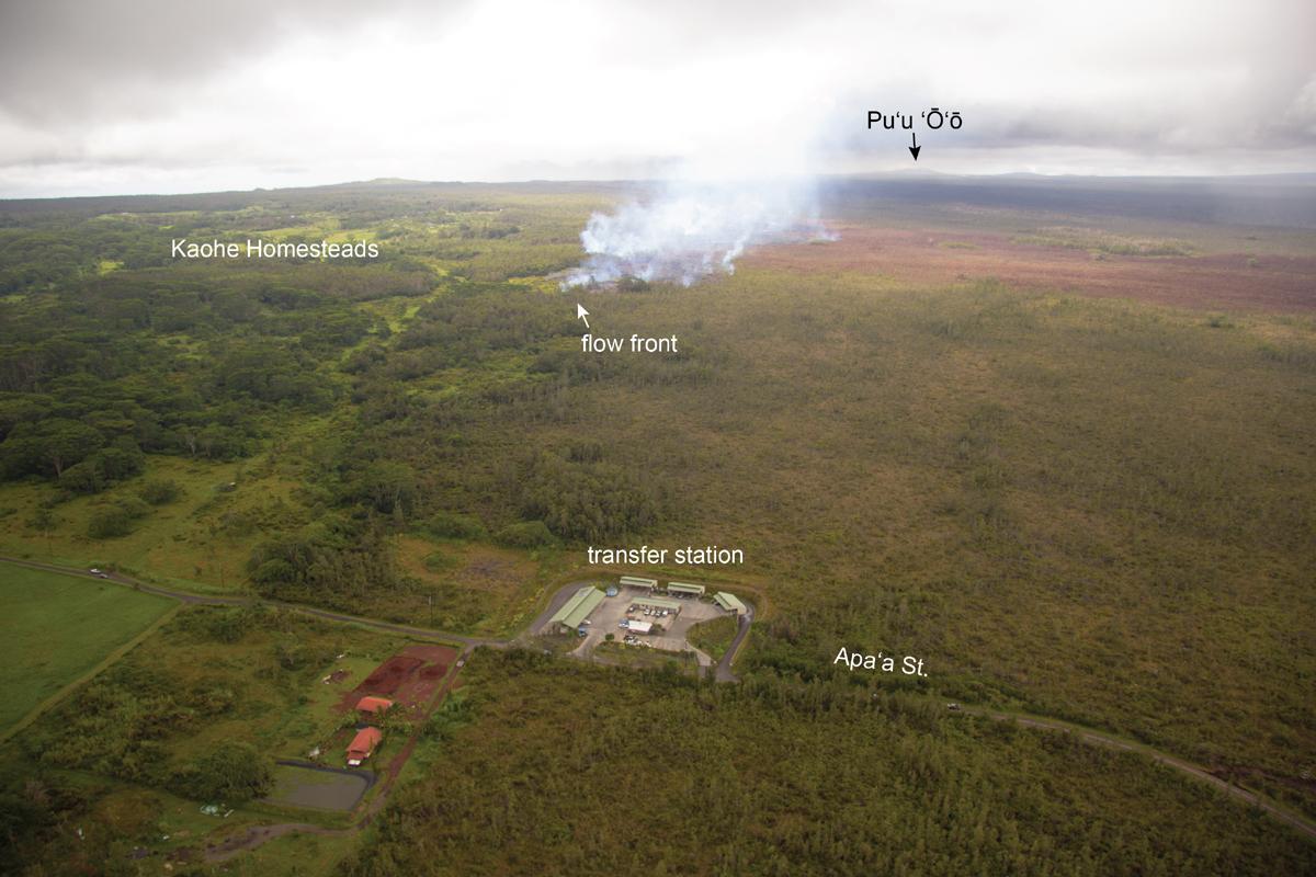 VIDEO: Geologist Details Latest Lava Slowdown