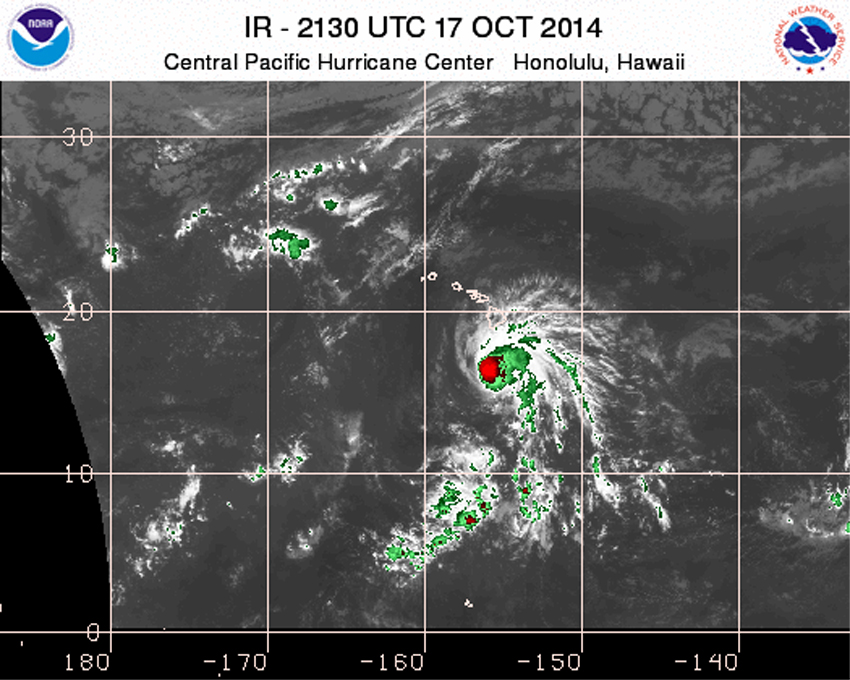 Hurricane Ana: Hawaii County Opens Shelters, FEMA Chimes In