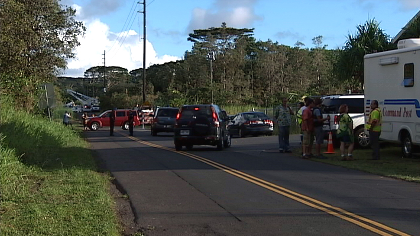 VIDEO: Lava Flow Meeting, Civil Defense Update