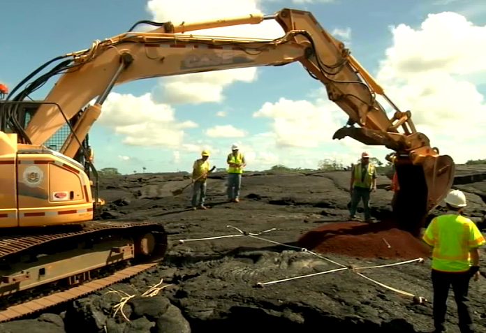 VIDEO: Lava Flow Field Hotbed For Innovation