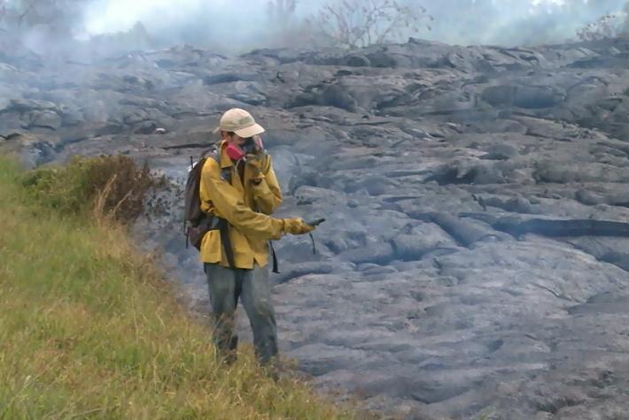 VIDEO: USGS Gives Lava Breakout Breakdown