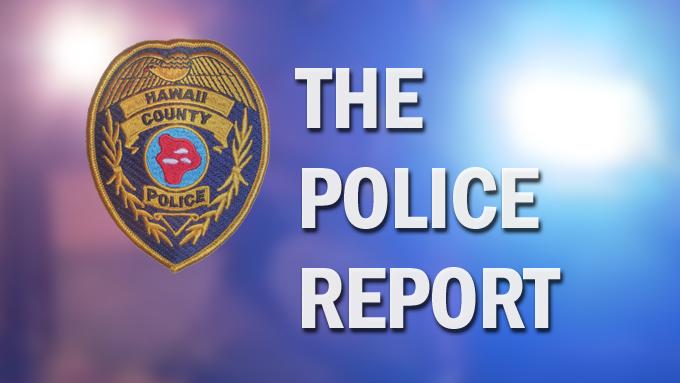 Police Report – Nov. 14: Ainaola Invasion, Bus Peeper