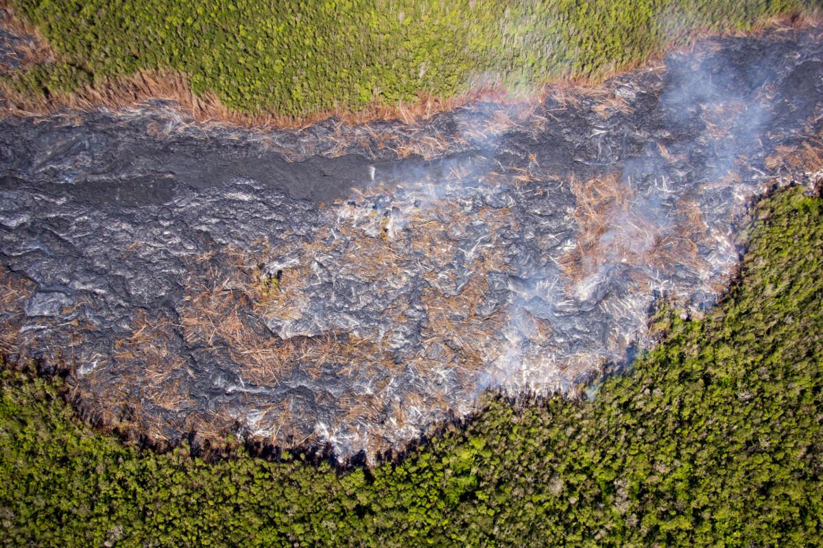Morning Lava Update – Tuesday, Nov. 25