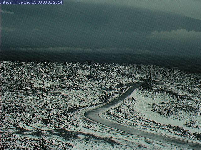 MAUNA LOA: Mauna Loa Observatory webcam