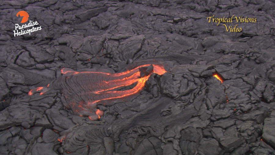 Lava Update – Thursday, Jan. 1