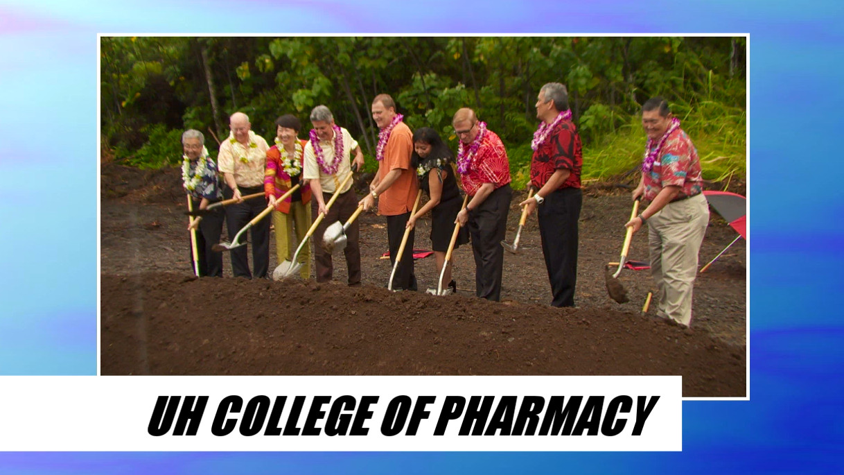 VIDEO: UH-Hilo Chancellor Fields Pharmacy College Questions At Capitol