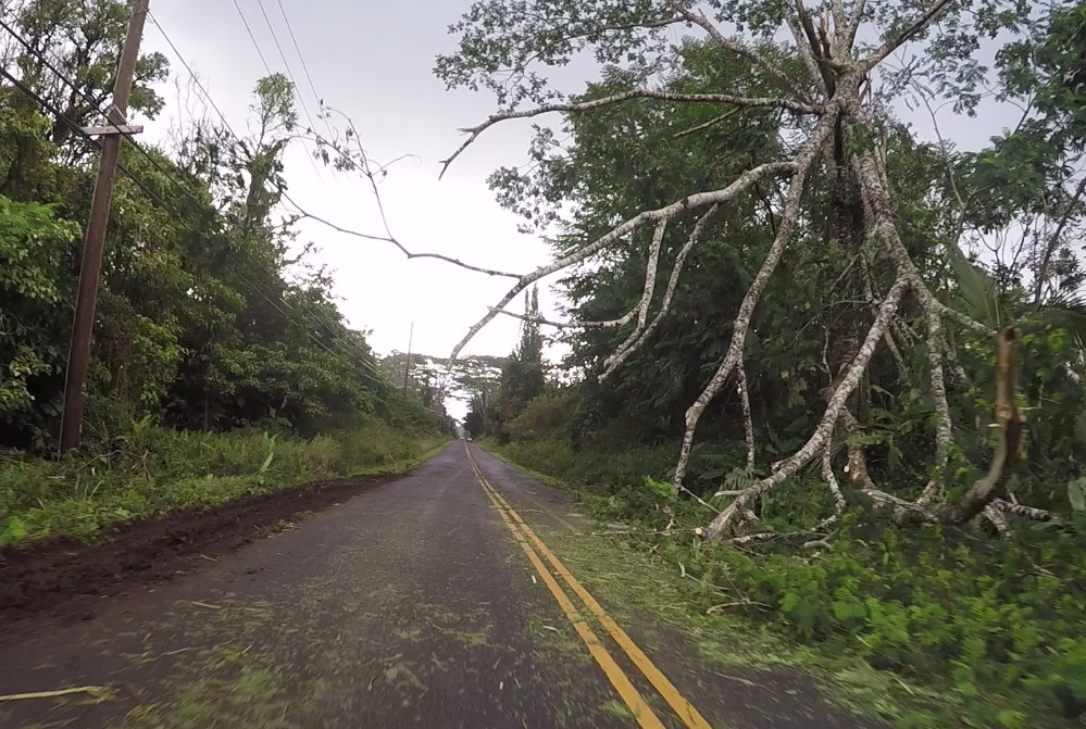 HELCO Updates On Hawaii Island Power Outages