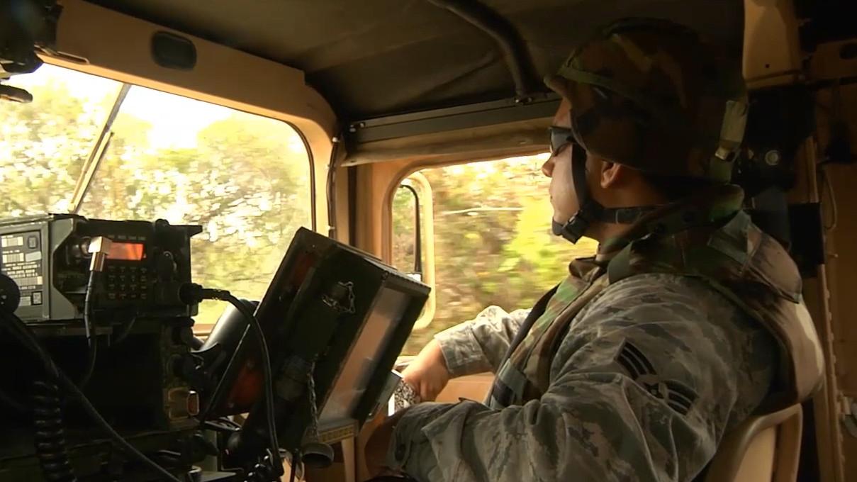 VIDEO: National Guard Demobilize As Lava Flow Slows