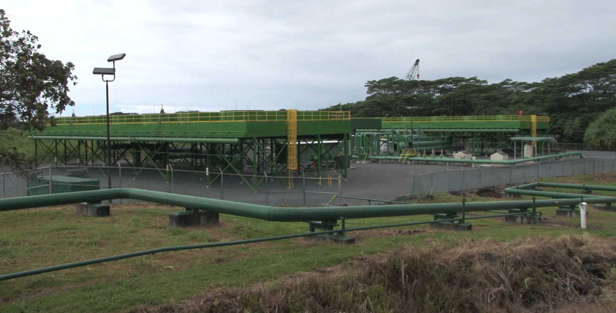 VIDEO: Measures To Prevent Geothermal Night Drilling Scrapped