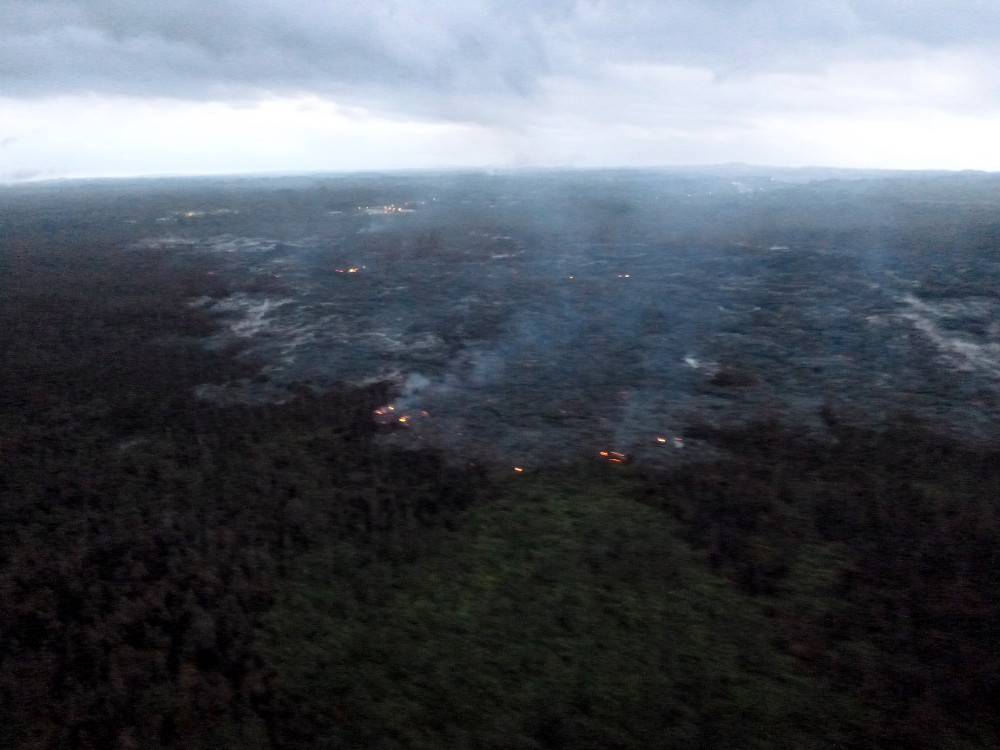 Morning Lava Update – Tuesday, Feb. 10