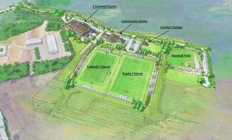 VIDEO: Waimea District Park Update