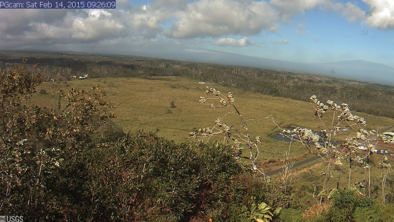 High Winds Bring Outages To Puna Area