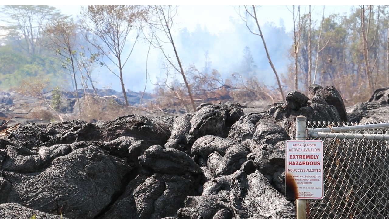 FEMA Approves Additional Lava Flow Assistance