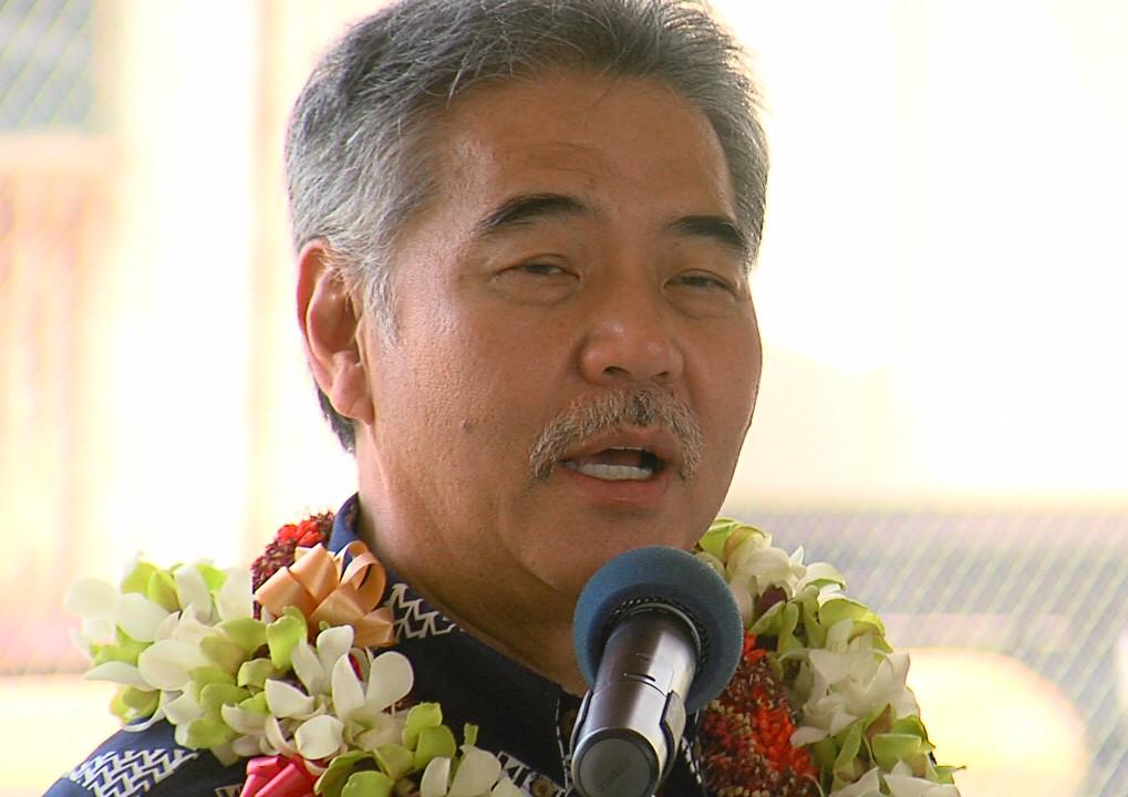 VIDEO: Governor Ige, DOT Director Tour Big Island