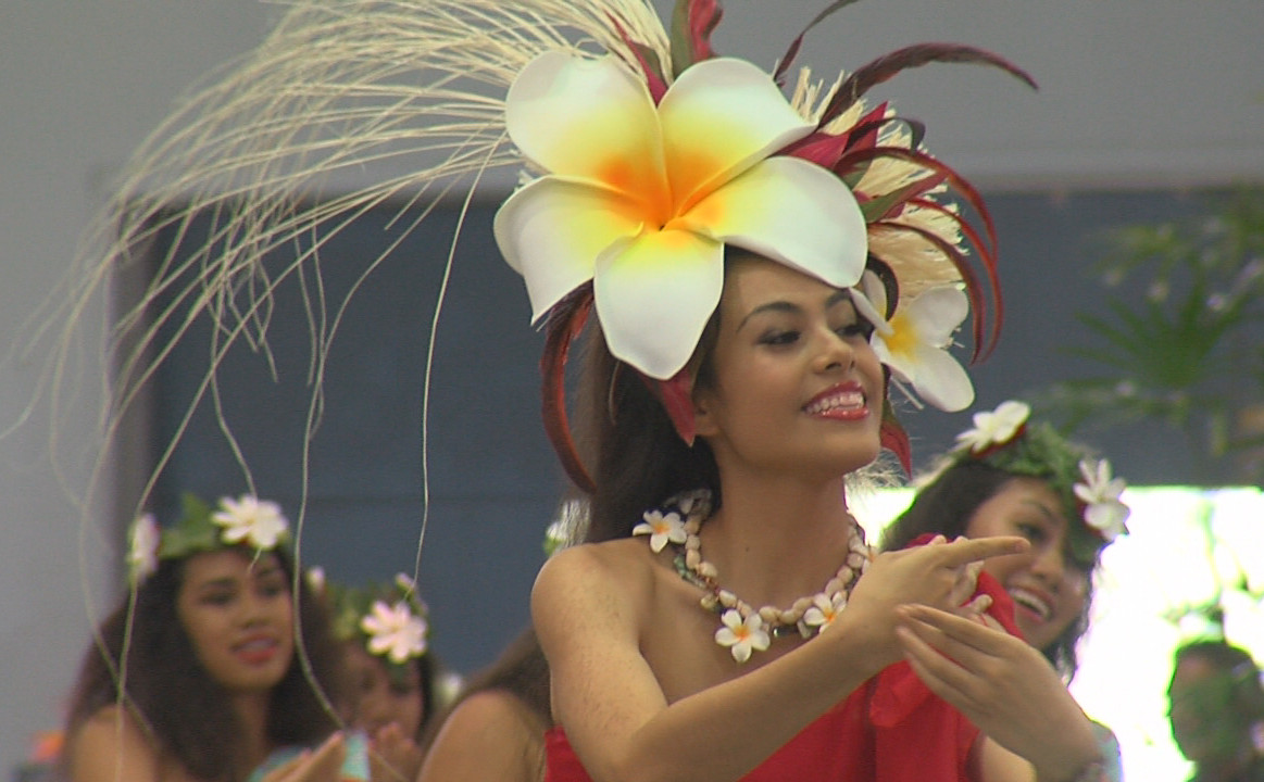 VIDEO: Merrie Monarch Festival Begins With Ho'olaule'a