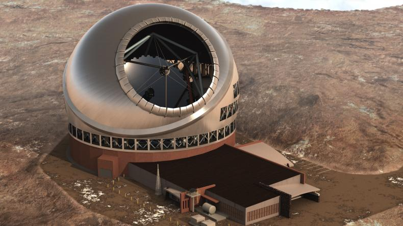 Thirty Meter Telescope Construction Delayed Yet Again