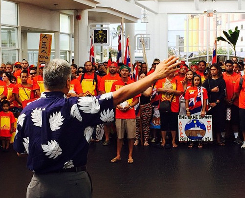 Mauna Kea Update for April 22, 2015