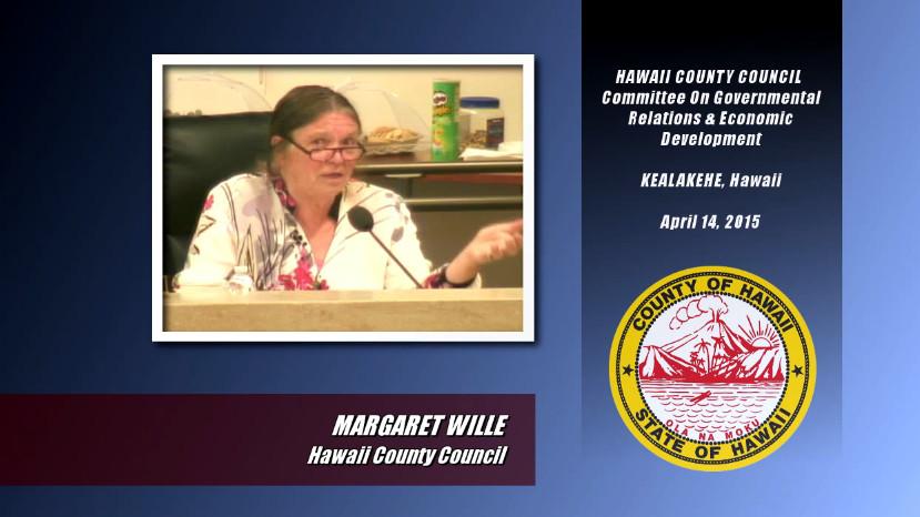 VIDEO: Hawaii County Council Talks TAT Tax