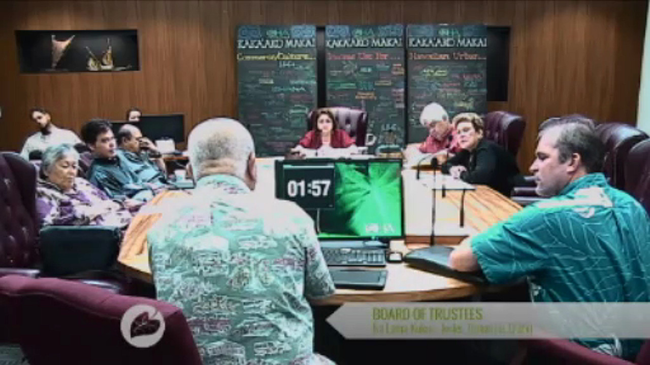 Mauna Kea Update – OHA To Take Position On TMT, Apr. 30