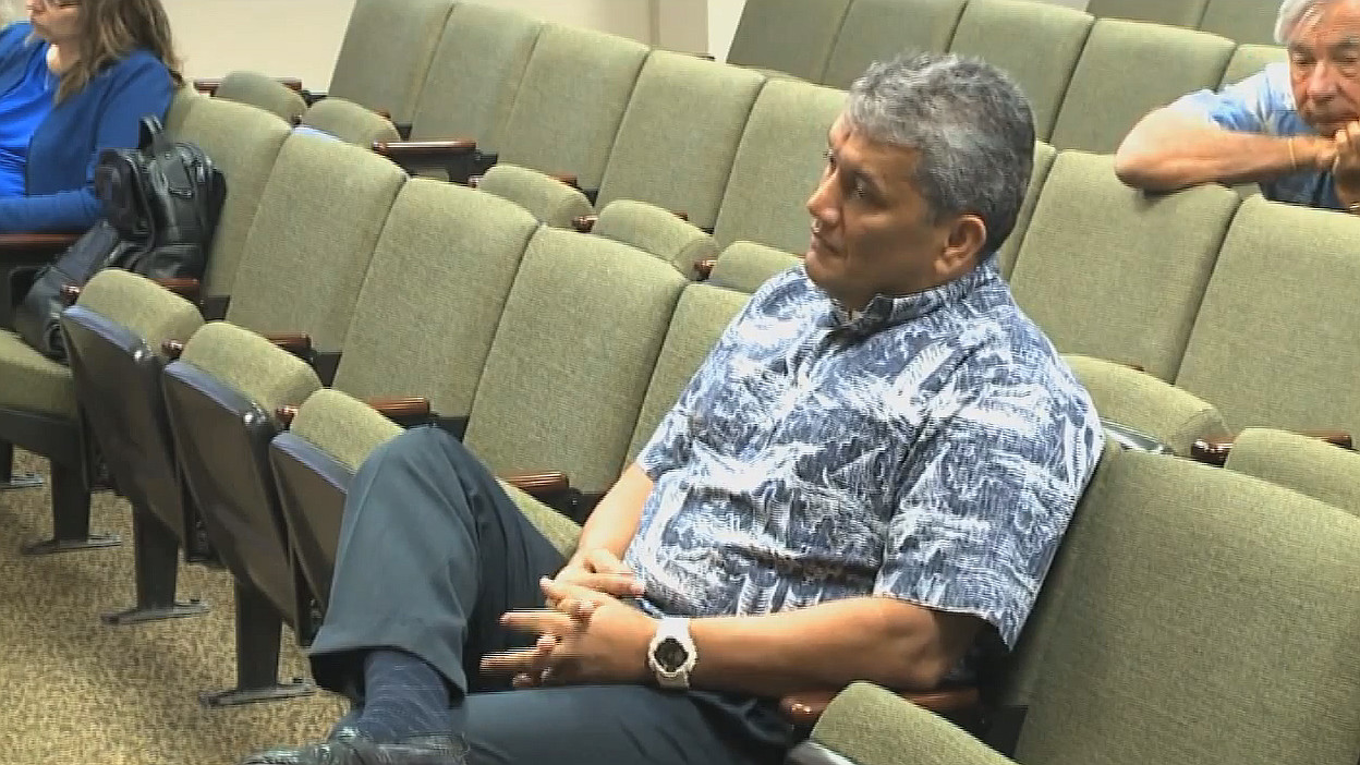 VIDEO: Ethics Board Defers Action On Mayor Kenoi