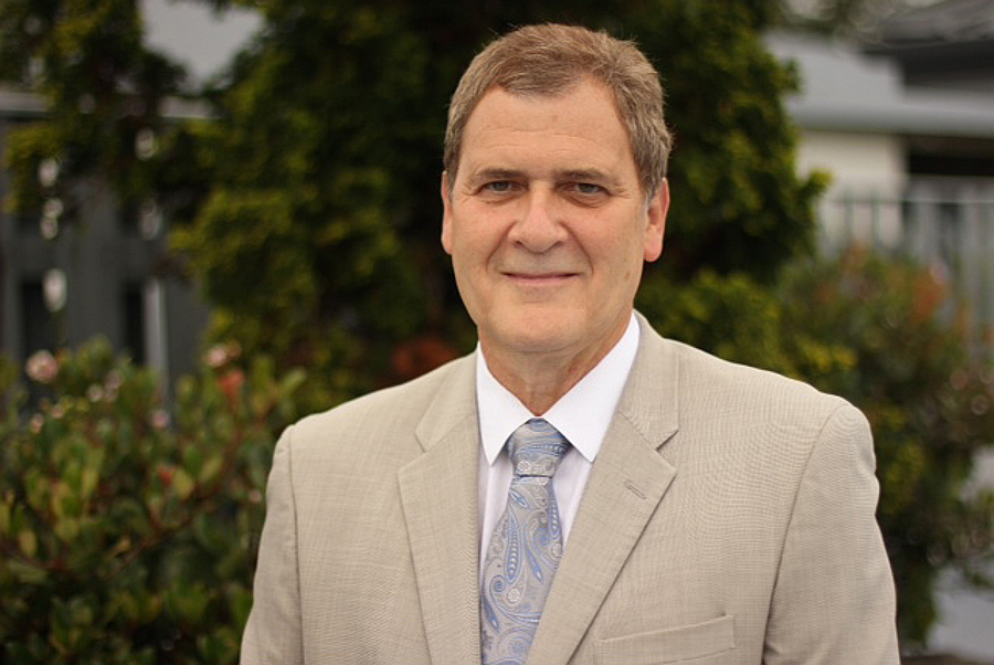 Dr. John Pezzuto, photo courtesy UH-Hilo