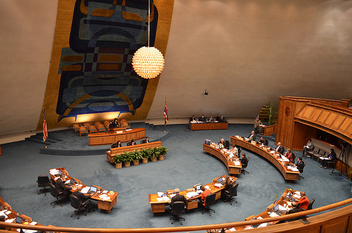 State Senate Confirms New Committee Chairs