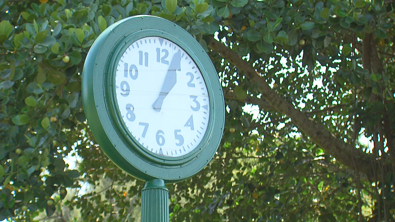 VIDEO: Tsunami Clock Memorial Held As Disaster Marks 55 Years