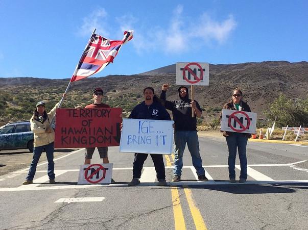 Ku Kiai Mauna Responds To Gov's Mauna Kea Plan