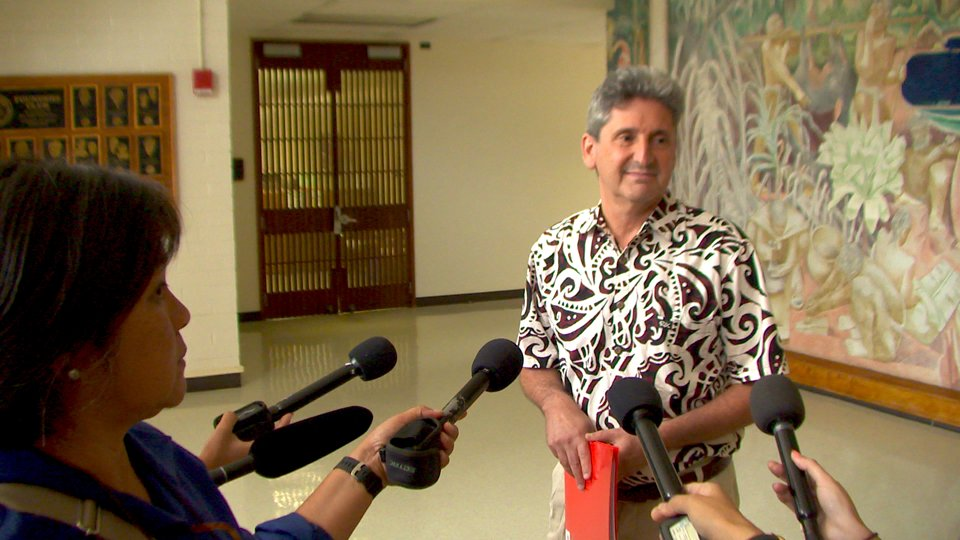 University of Hawaii President Responds To Gov's Mauna Kea Plan