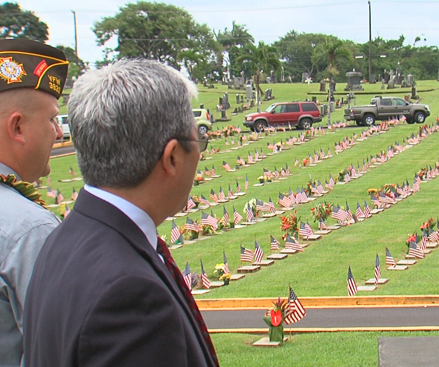 VIDEO: Memorial Day Service in Hilo