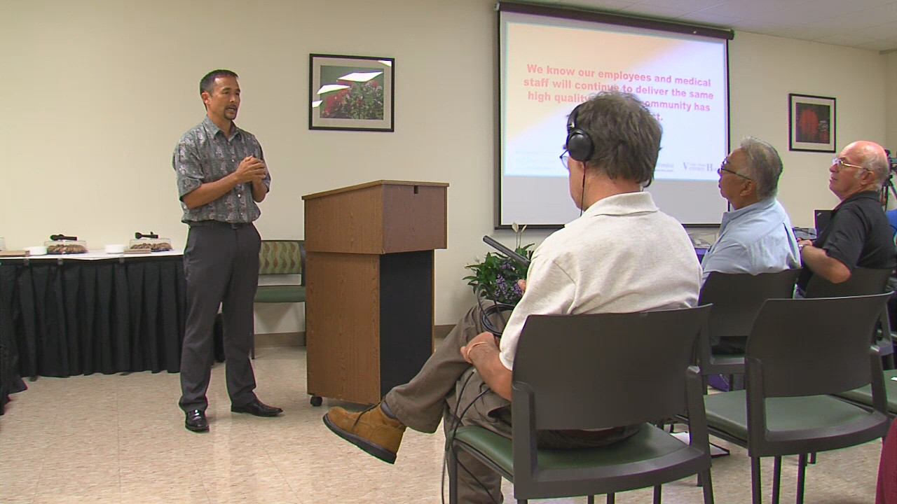 VIDEO: Hilo Medical Center Hears From Public On Service Cuts