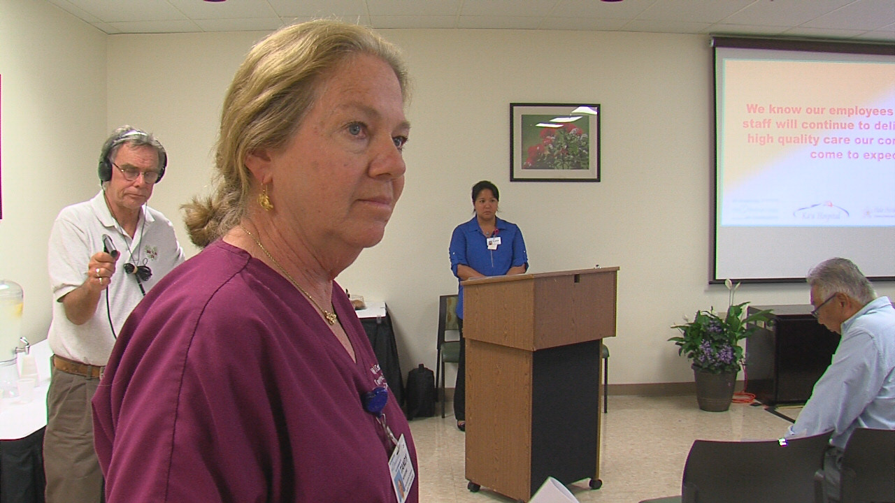 VIDEO: Hilo Hospital Quality Director Calls Out Lawmakers