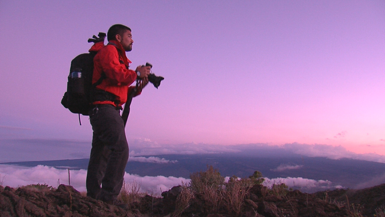 VIDEO: Photographing Mauna Kea With Andrew Hara