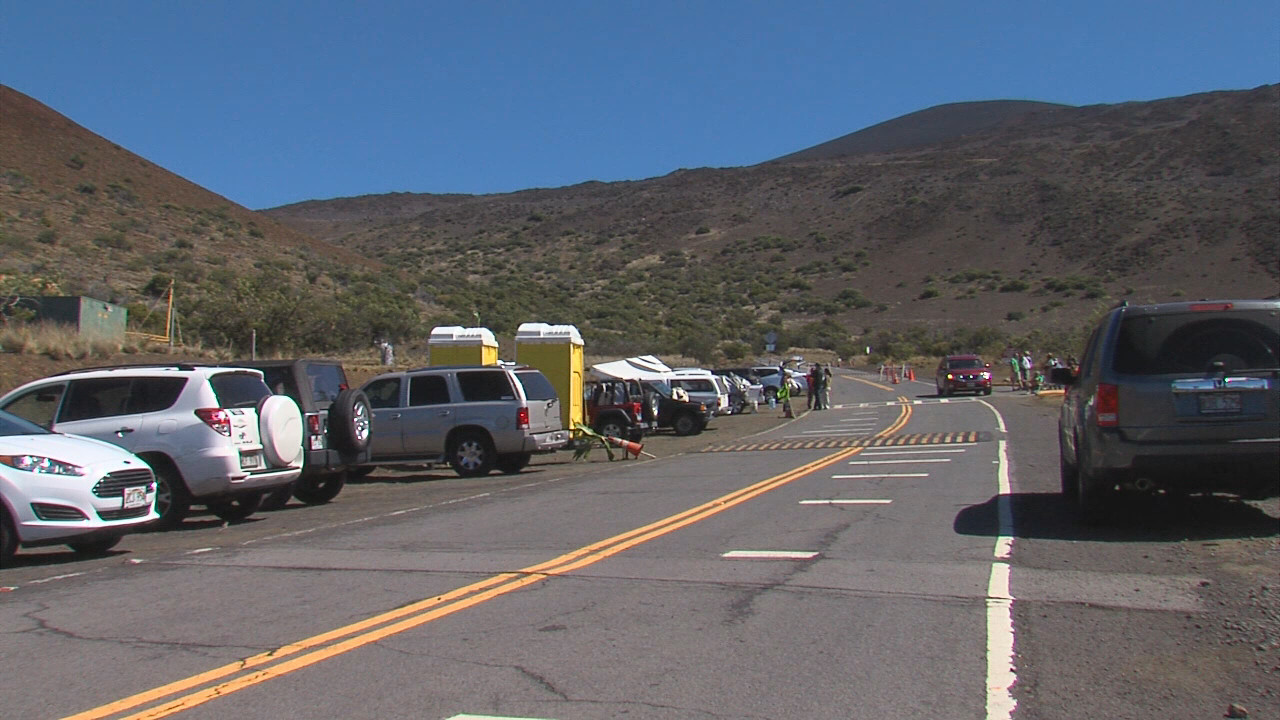 AG: Woman Crashes Car Into OMKM Vehicle on Mauna Kea