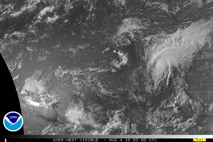 Guillermo: Coast Guard, Hawaii Emergency Management Updates