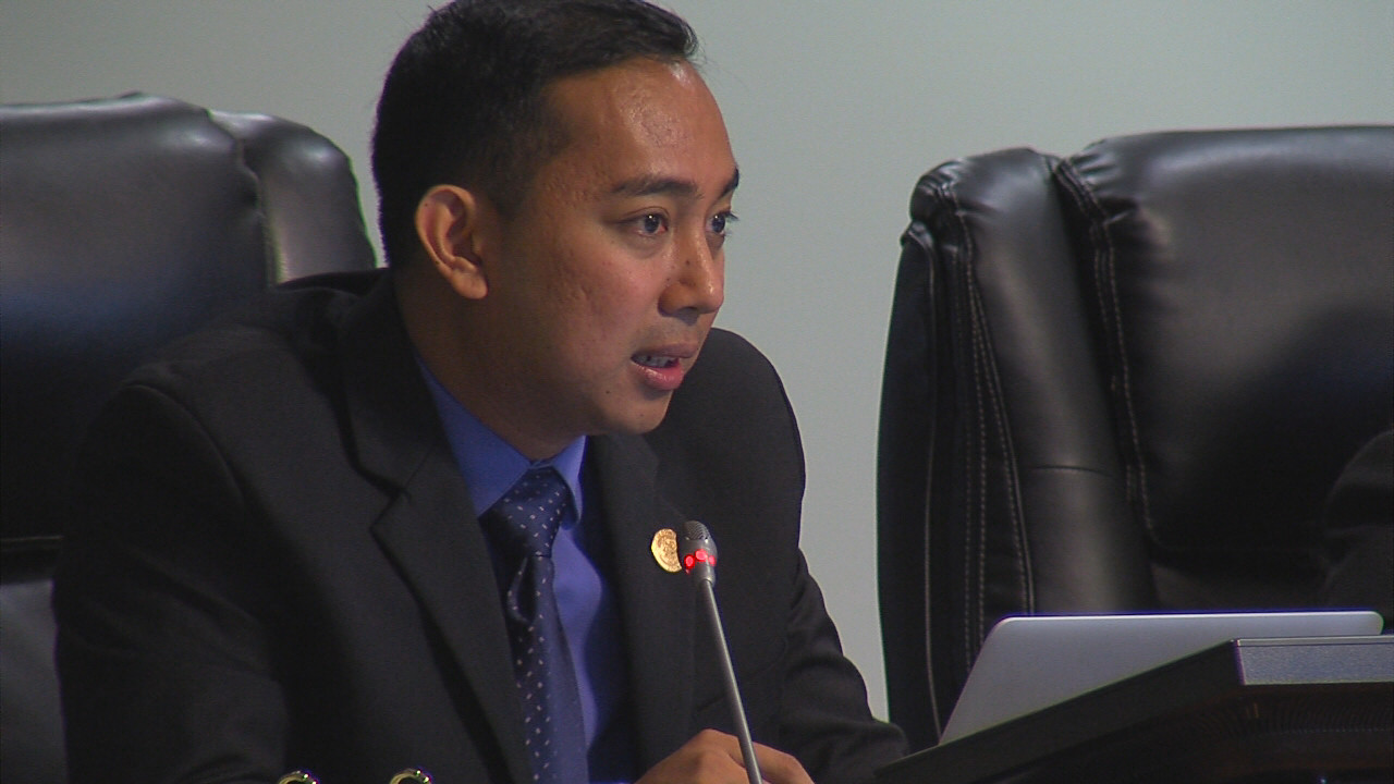 Greggor Ilagan Running For State Senate