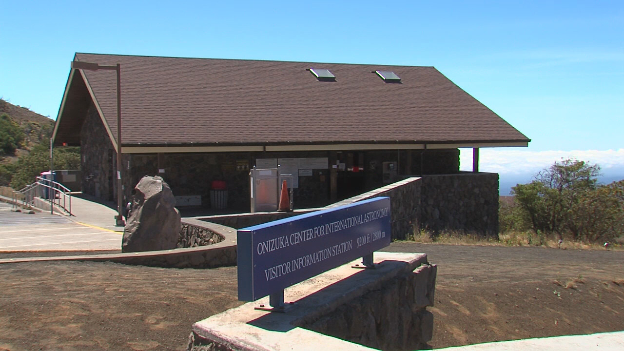 Mauna Kea Visitor Information Station Reopens