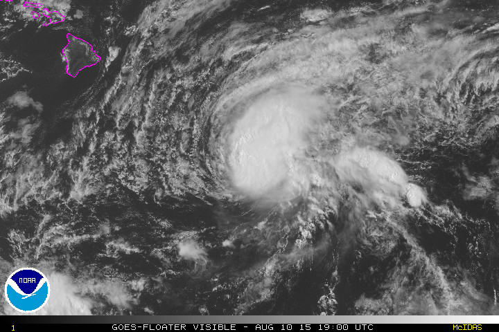 Hawaii Emergency Management Prepares For Hilda