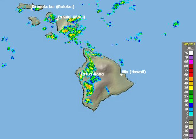 Flood Warning Hits Hawaii Island, Roads Closed In Ahualoa