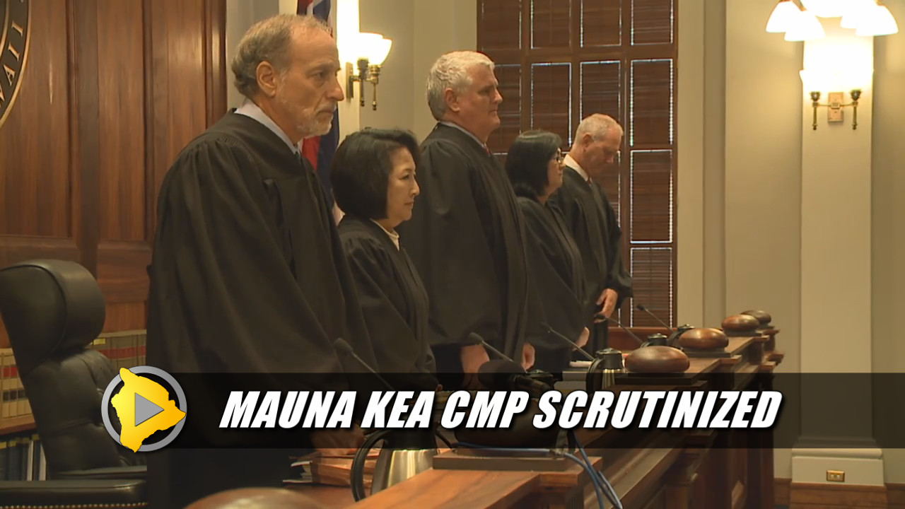 Mauna Kea Update – Sept. 8, 2015