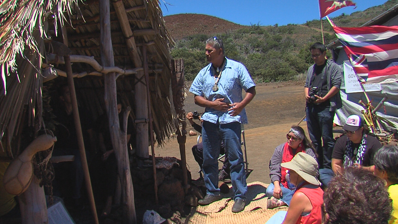 VIDEO: Emotional Mana'o Of Earl DeLeon On Mauna Kea