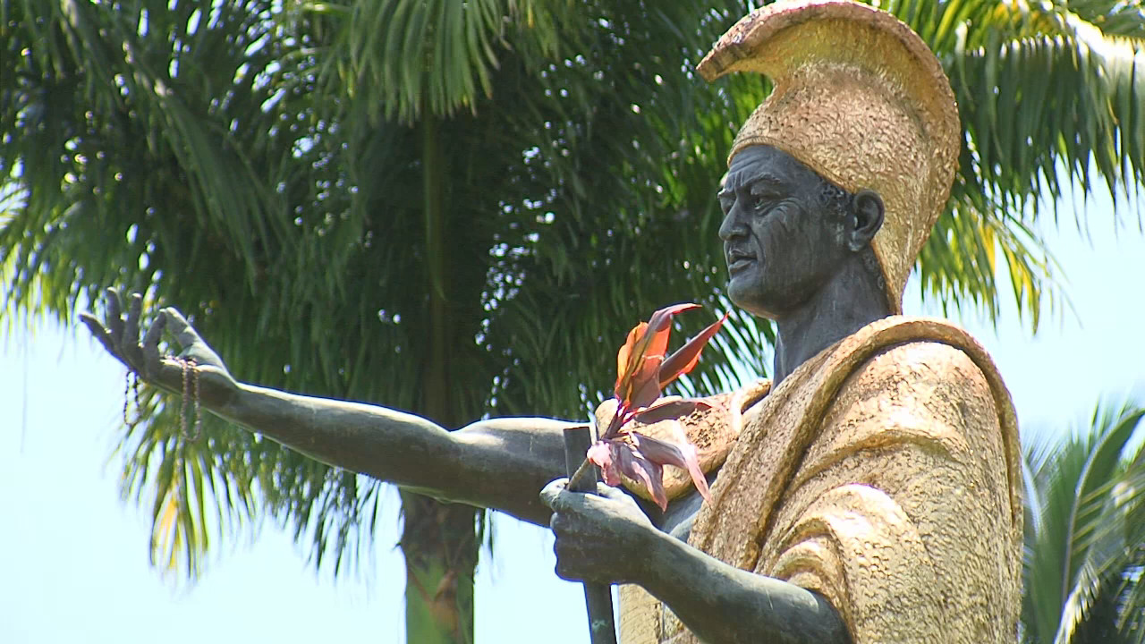 Arrest Made In Case Of Stolen Kamehameha Spear