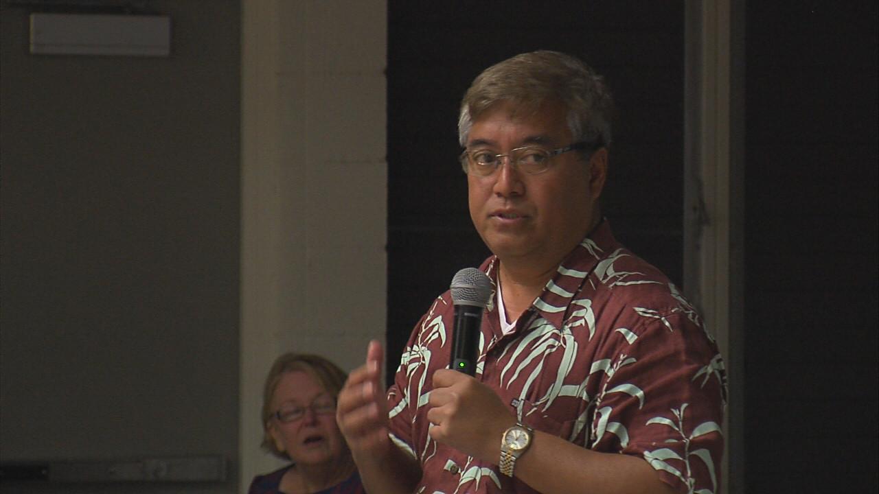 VIDEO: Power Exec Pans HEI's Community Renewable Plan