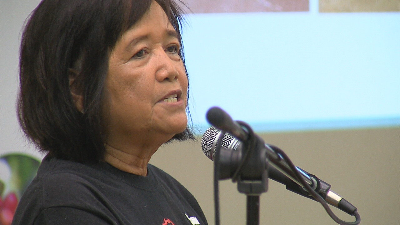 VIDEO: Ka'u Coffee Co-op President Speaks