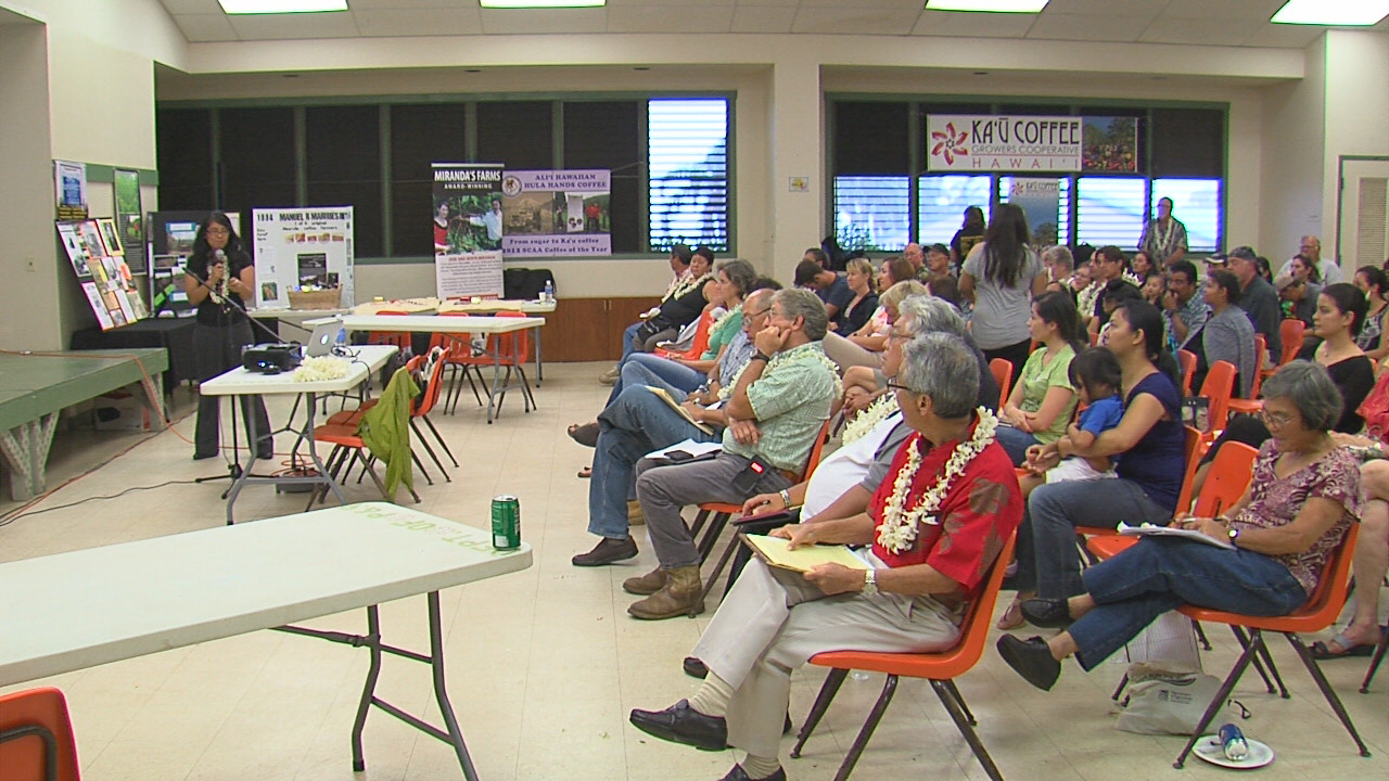 VIDEO PRESENTATION: Ka'u Coffee Economic & Risk Analysis