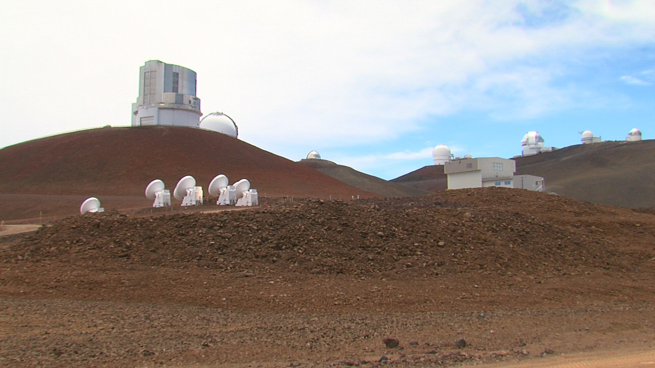 Police: Mauna Kea Fiber Optic Cable Damaged