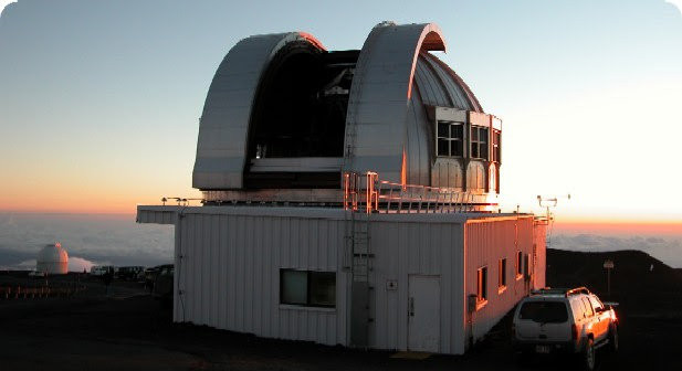 UKIRT Third Telescope To Be Taken Off Mauna Kea