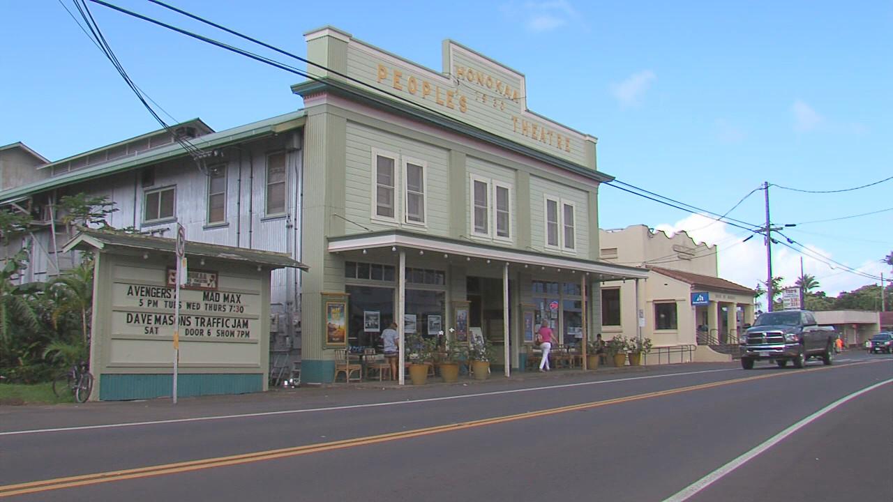 Honokaa Club, People's Theatre Make Historic List